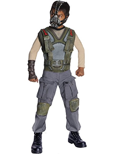 Batman Dark Knight Rises Child's Deluxe Bane Costume and Mask - -