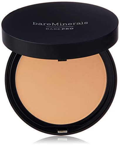 bareMinerals Barepro Performance Wear Powder Foundation, Cashmere, 0.35 Ounce