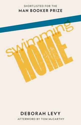 Book cover for Swimming Home