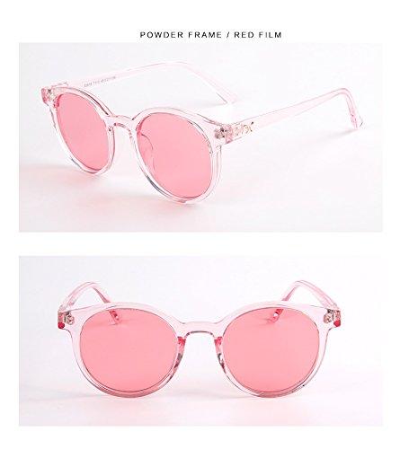 Nuevo Gafas de sol para niños Moda Marco redondo ...
