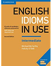 English Idioms in Use: Vocabulary Reference and Practice with Answers, Intermediate Level