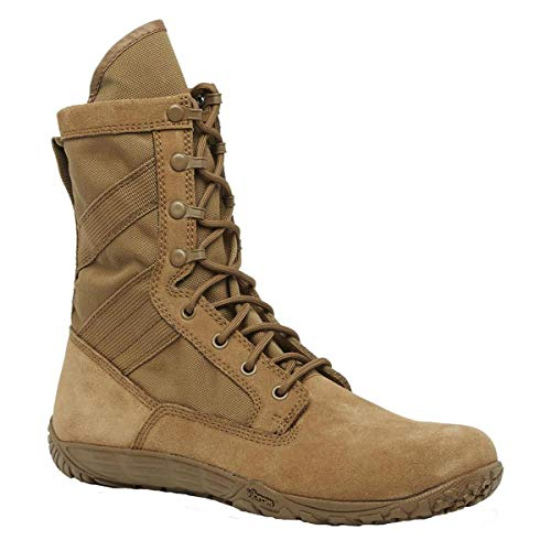 Belleville Tactical Research Mens TR105 Mini-Mil Minimalist Combat Boot - Men Footwear Combat Boots