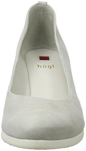 Högl 3-10 5412 6700, Zapatos de Tacón para Mujer Gris (lightgre6700)