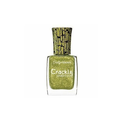 (Sally Hansen Crackle Overcoat - Sage Smash)