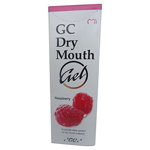 GC Dry Mouth Gel (Raspberry Flavor) 40G