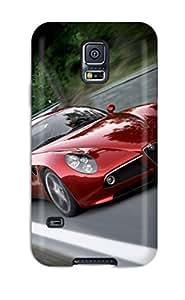 Hazel J. Ashcraft's Shop Discount Durable Defender Case For Galaxy S5 Tpu Cover(alfa Romeo 8c 22)