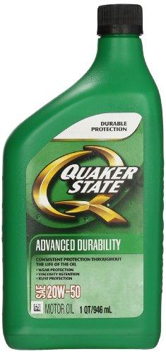 Authentic quaker state 550035081 6pk advanced durability for Quaker state advanced durability motor oil