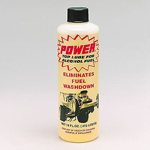 Power Plus 19769-35 Fuel Additive Alcohol Top Lube Strawberry Scented
