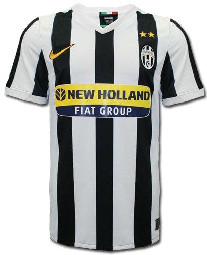 Nike - Herren & Kinder Fußballtrikot - Juventus Turin (Home) Saison 2009/2010, Ohne Zuordnung, Gr. 158 - 164
