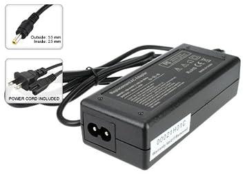Amazon.com: Cargador de batería para Toshiba SADP-65KB 19 V ...