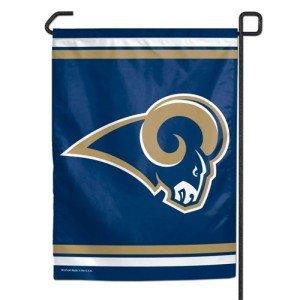 (Wincraft NFL St. Louis Rams WCR08382013 Garden Flag, 11