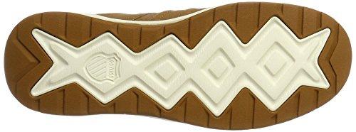 K-Swiss Herren Berlo II S Sneakers Braun(CATHY SPICE/WHISPER WHITE)