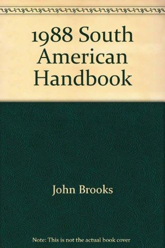 Handbook south pdf american
