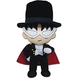 Tuxedo Mask Plush | 9 Inch | Sailor Moon Plushies 4