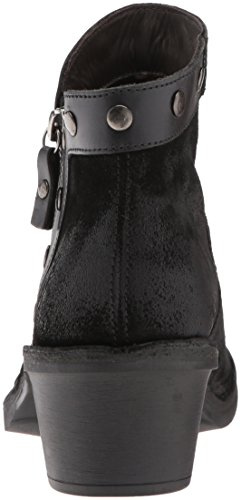 Boots Black Black Black Ankle 000 Fly WoMen London Duke941fly w4nqTCpaf