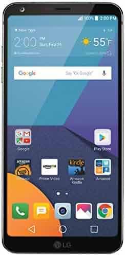 LG G6 – 32 GB – Unlocked (AT&T/T-Mobile/Verizon) – Black – Prime Exclusive