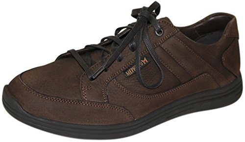 Mephisto Frank Nabuk Brown Chaussure Homme Chaussure