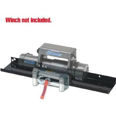 (Ramsey Winch 251128 Mounting Channel - Measures 36-Inches)