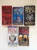 Download Brad Thor (Set of 5) Last Patriot; The Apostle; Take Down; First Commandment in PDF ePUB Free Online
