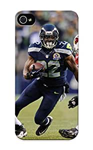 VenusLove Anti-scratch And Shatterproof Seale Seahawks Nfl Footballgg Phone Case For Iphone 5/5s/ High Quality Tpu Case