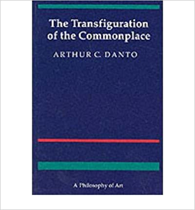 Book The Transfiguration of the Commonplace: A Philosophy of Art- Common