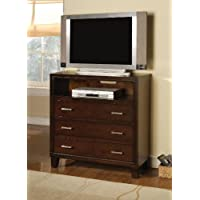 Acme 19547 Tyler TV Console, Espresso Finish