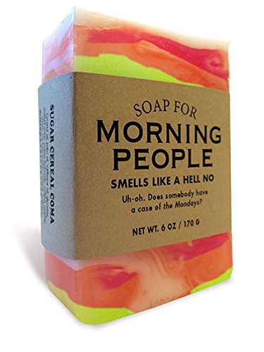 Soap for Morning People - Sugar cereal coma scented