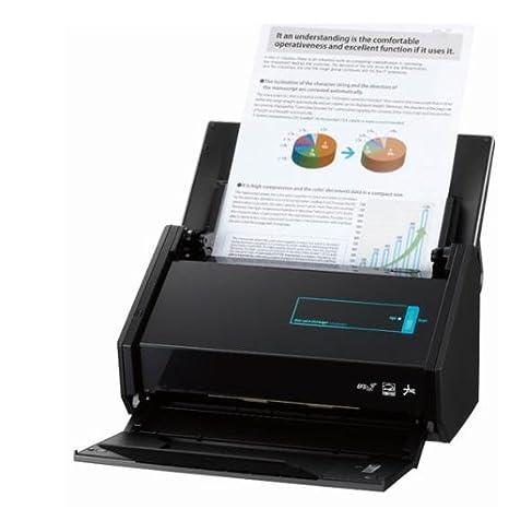 Fujitsu Pfu Scansnap Ix500 Dokumentenscanner Efs Edition 600dpi Wlan Usb 3 0 Abbyy Pdf Finereader Mac Win Ohne Acrobat
