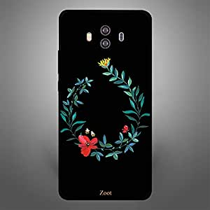 Huawei Mate 10 Black Flower Bee