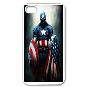 Generic Case Captain America For iPhone 4,4S G7Y6658755