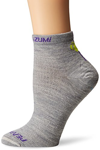Pearl Izumi - Ride Women's Elite Low Wool Socks, Medium, Limestone