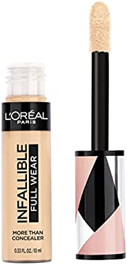 L'Oreal Paris Cosmetics Infallible Full Wear Concealer, Vanilla, 0.33 Fluid O