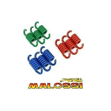 Plumas de embrague Malossi Maxi para Original/máxima de Delta embrague para YAMAHA: Amazon.es: Coche y moto