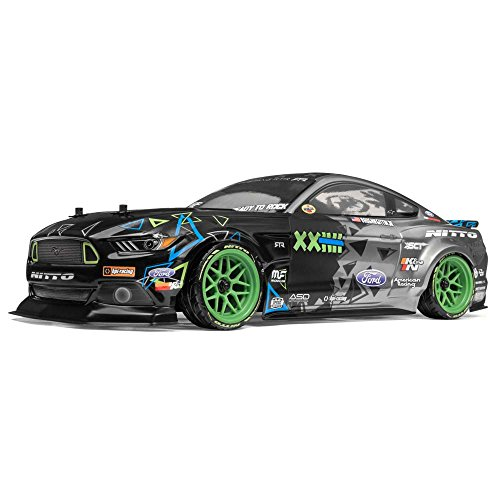 Hobby Products International Racing 115984 RS4 Sport 3 VGJR Ford Mustang Radio Control Vehicle