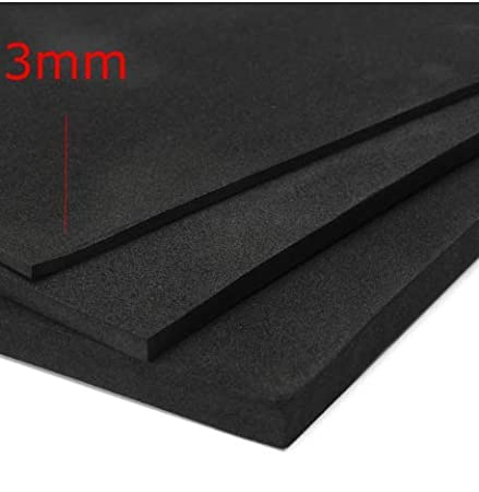 MYAMIA 200x200Mm ESD Anti Statique Insertion Pin Haute Densit/é Mousse 3//5//10Mm-3Mm