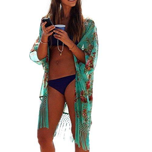 YAMISR Women\'s Bathing Suit Cover up Beach Bikini Swimsuit Swimwear