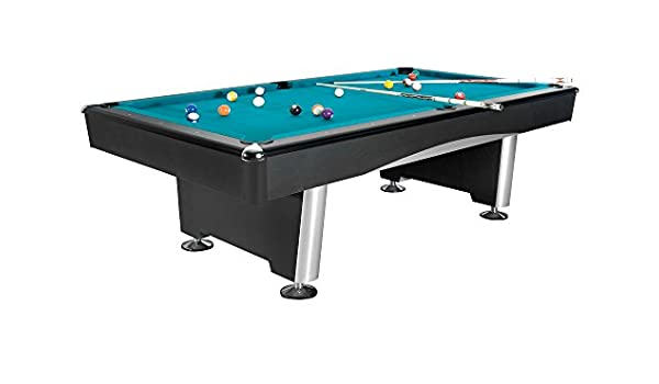 Dynamic Triumph, Negro, 8 ft. (mesa de billar piscina: Amazon.es ...