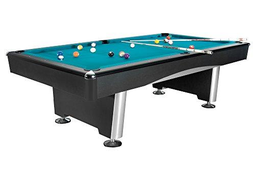 Billardtisch Dynamic Triumph, 8 ft. (Fuß), schwarz, pool