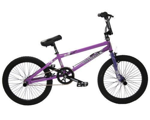 Tony Hawk HuckJam Series Ginger Girls' BMX Bike (20-Inch Wheels [並行輸入品] B0784P2DF6