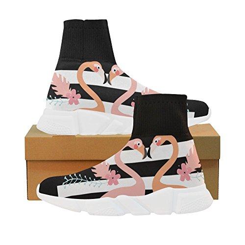Running Sock Sneakers Multicoloured Shoes Mens Shoes D Mandala Stretch Fractal Mens Story Iq0UwZZF1