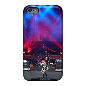 JohnPrimeauMaurice Iphone 6plus Shockproof Hard Cell-phone Cases Unique Design Beautiful Bowling For Soup Band Skin [VPr16618fZqh]