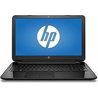HP 15.6 HD Laptop Computer (Intel Dual Core Celeron N3050 up to 2.16 GHz Processor, 4GB RAM, 500GB HDD, USB 3.0, Webcam, HDMI, DVDRW, Wifi, Windows 10) (Certified Refurbished)