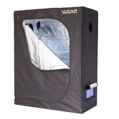 VIPARSPECTRA-48x24x60-Reflective-600D-Mylar-Hydroponic-Grow-Tent-for-Indoor-Plant-Growing