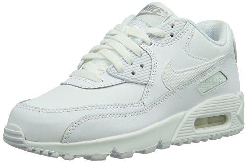 90 GS Sport Chaussures Max EU Blanc de Blanc Garçon 16 Air Nike nxCEW
