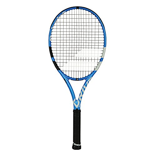 Babolat 2018 Pure Drive Tennis Racquet - Quality String (4-1/4) (Best Tennis Racquet For Spin 2019)