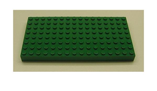HUGE Lego Base Plate Lot of 20 black thick 8x8 8 dot x 8 dot baseplates