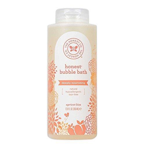 The Honest Company Apricot Kiss Bubble Bath 12 oz - 2 ()