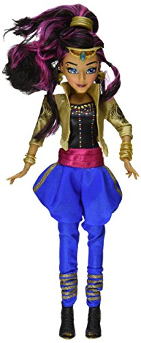 Disney Descendants Auradon Genie Chic Jordan Doll (Enchanted Wishes Costume)