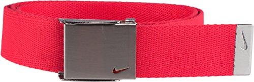 Nike Golf Web Belt Mens Closeout - 502210 - VARSITY (Cotton Embossed Belt)