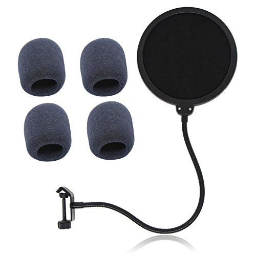 Xcellent Global Filter Shield Microphone
